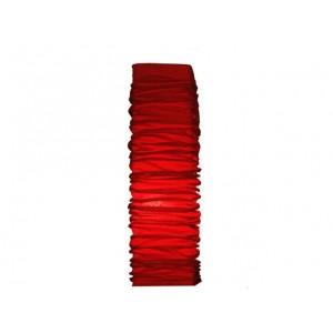 Lampe Rouge forme colonne carrée